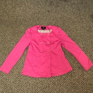 Fabulous pink jacket